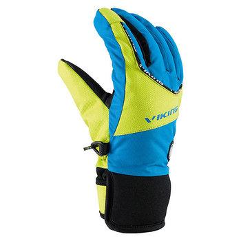 Rękawice dla dzieci narciarskie Viking Fin 120199753| r.3-Viking