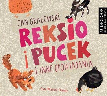 Reksio i Pucek i inne opowiadania-Grabowski Jan