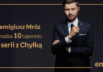Remigiusz Mróz zdradza 10 tajemnic o serii z Chyłką