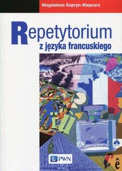 Repetytorium z języka francuskiego + CD-Supryn-Klepcarz Magdalena