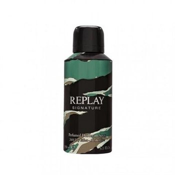 Replay, Signature Man, dezodorant, 150 ml-Replay