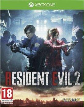 Resident Evil 2 Remake-Capcom