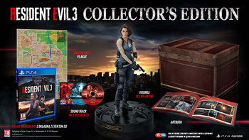 Resident Evil 3 - Collector's Edition-Capcom