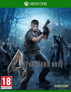 Resident Evil 4-Capcom