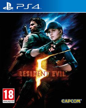 Resident Evil 5-Capcom