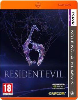 Resident Evil 6-Capcom