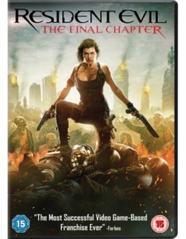 Resident Evil: The Final Chapter - Anderson Paul W.S.