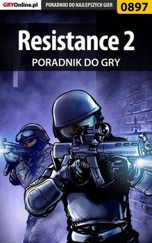 Resistance 2 - poradnik do gry-Matuszczyk Marcin Hamster