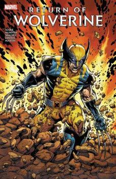 Return of Wolverine-Soule Charles, McNiven Steve