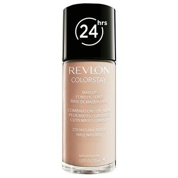 Revlon, ColorStay, podkład do cery mieszanej i tłustej 220 Natural Beige, 30 ml-Revlon