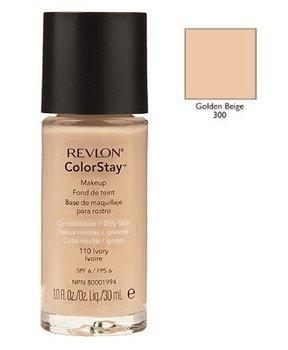 Revlon, ColorStay, podkład do cery mieszanej i tłustej, 300 Golden Beige, 30 ml-Revlon