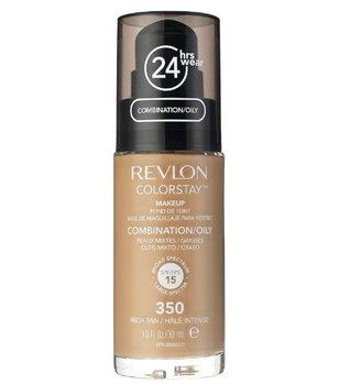 Revlon, ColorStay, podkład do cery mieszanej i tłustej 350 Rich Tan, 30 ml-Revlon