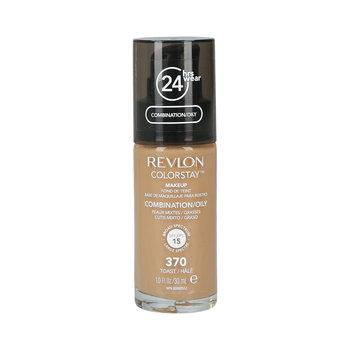 Revlon, ColorStay, podkład z pompką do skóry tłustej i mieszanej 370, 30 ml-Revlon