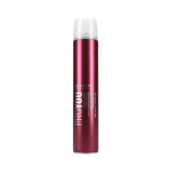 Revlon Professional, Proyou Styling Volume, lakier do włosów, 500 ml-Revlon Professional
