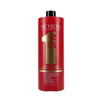 Revlon Professional, Uniq One, All In One Hair&Scalp, szampon do włosów multiodżywczy, 1000 ml-Revlon Professional