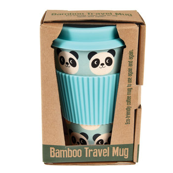 Rex London Trade, Kubek bambusowy, Panda - Rex London Trade
