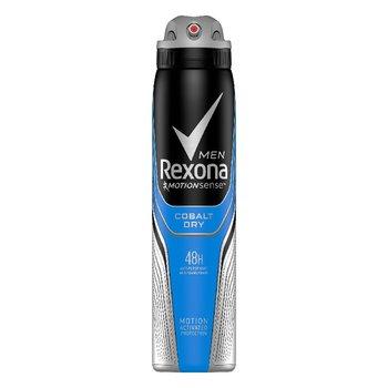 Rexona, Men Cobalt Dry, dezodorant spray, 250 ml-Rexona