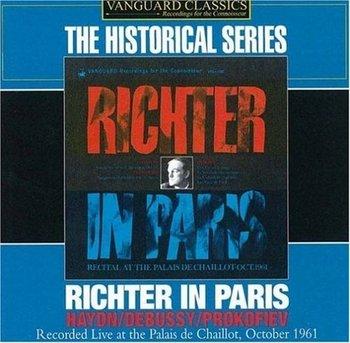 Richter In Paris-Richter Sviatoslav
