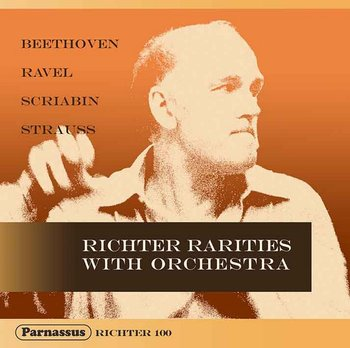 Richter Rarities With Orchestra - Richter Sviatoslav