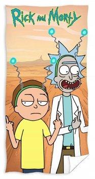 Rick and Morty Duży Ręcznik młodzieżowy 140x70-Carbotex