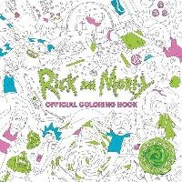 Rick and Morty Official Coloring Book - Titan Books