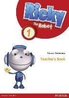 Ricky the Robot 1 Teachers Book - Simmons Naomi