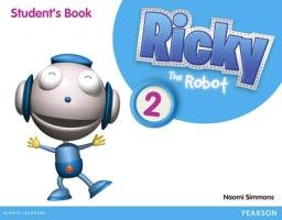 Ricky the Robot 2 Students Book-Simmons Naomi