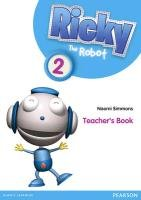 Ricky the Robot 2 Teachers Book-Simmons Naomi