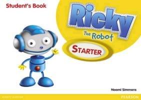 Ricky the Robot Starter Students Book-Simmons Naomi
