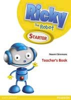 Ricky the Robot Starter Teachers Book - Simmons Naomi