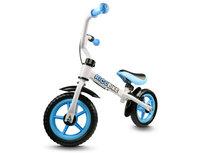 Rico, Rowerek biegowy z hamulcem, biało-niebieski