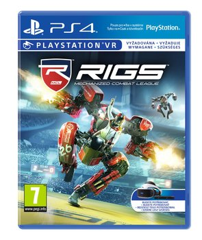 RIGS: Mechanized Combat League VR - Guerrilla Cambridge