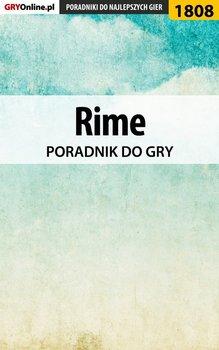 Rime - poradnik do gry-Misztal Grzegorz Alban3k