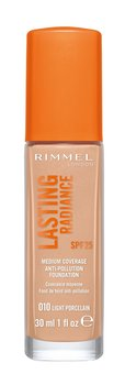 Rimmel, Lasting Radiance, podkład 010 Light Porcelain, 30 ml - Rimmel
