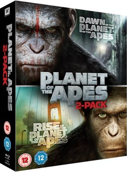 Rise of the Planet of the Apes/Dawn of the Planet of the Apes (brak polskiej wersji językowej)-Reeves Matt, Wyatt Rupert