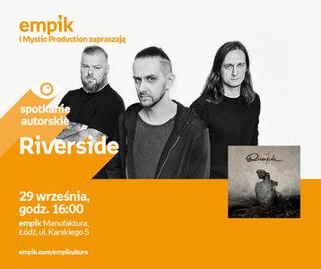 Riverside | Empik Manufaktura
