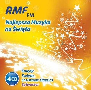 RMF FM Najlepsza Muzyka na Święta 2010-Various Artists