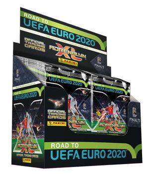 Road to UEFA Euro Adrenalyn XL Box 50 Saszetek z Kartami