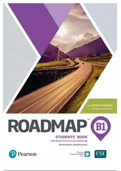 Roadmap B1. Students' Book with digital resources and mobile app with Online Practice-Warwick Lindsay, Williams Damian