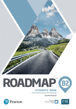 Roadmap B2. Students' Book with digital resources and mobile app-Bygrave Jonathan