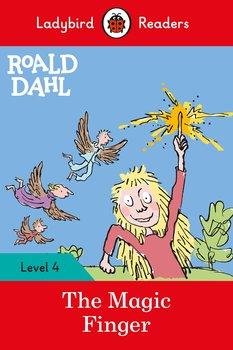 Roald Dahl. The Magic Finger. Ladybird Readers. Level 4-Dahl Roald
