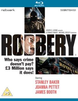 Robbery (brak polskiej wersji językowej)-Yates Peter