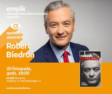 Robert Biedroń | Empik Bonarka