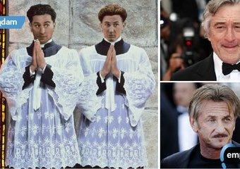 Robert De Niro i Sean Penn obchodzą dziś urodziny. Wiecie, co ich łączy?