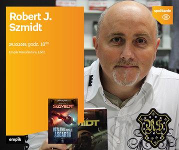 Odwołane: Robert J. Szmidt | Empik Manufaktura