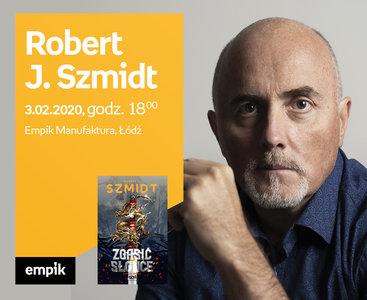 Robert J. Szmidt | Empik Manufaktura