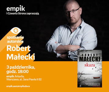 Robert Małecki | Empik Arkadia