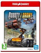 Roboty i drony 2017