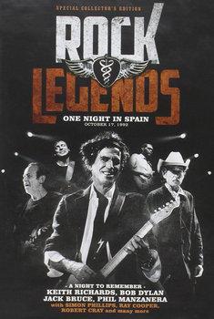 Rock Legends: One Night In Spain-Bruce Jack, Richards Keith, Dylan Bob, Manzanera Phil