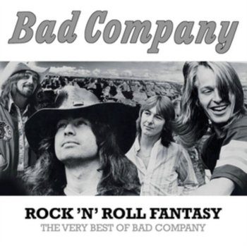 Rock 'N' Roll Fantasy: The Very Best Of Bad Company-Bad Company